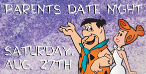 Need a Break? Try our Date Nights!