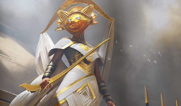Face the Trials of the Desert of Amonkhet!