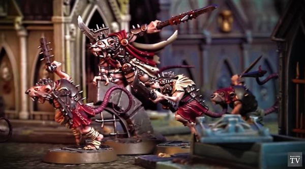 Dwarves and Skaven come to Shadespire, House Orlock Enters The Gang War.